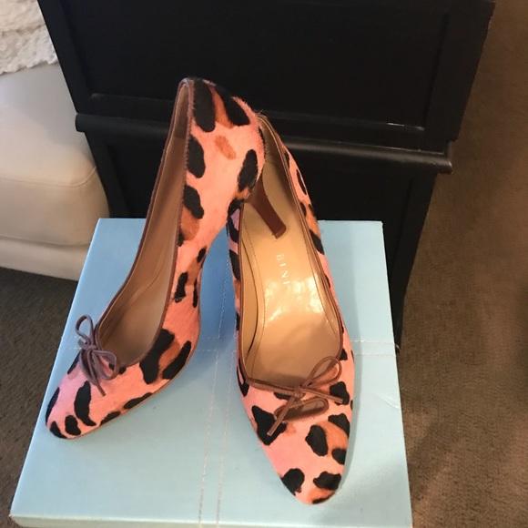 gianni bini leopard shoes